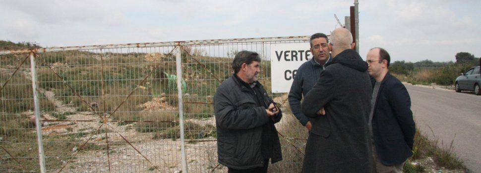Vinaròs reclama a la Generalitat el sellado del antiguo vertedero municipal