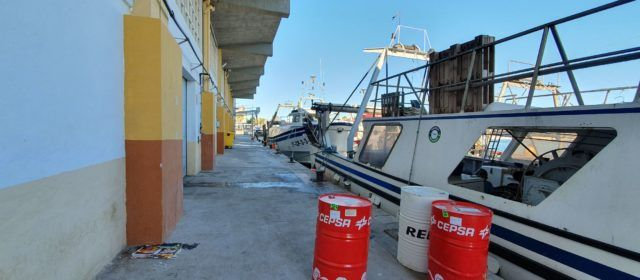 Más cámaras de seguridad y redistribución del trabajo del personal de la lonja en el puerto de Vinaròs