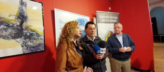 El Certamen de Acuarela Puig Roda recibe 35 obras desde diferentes países