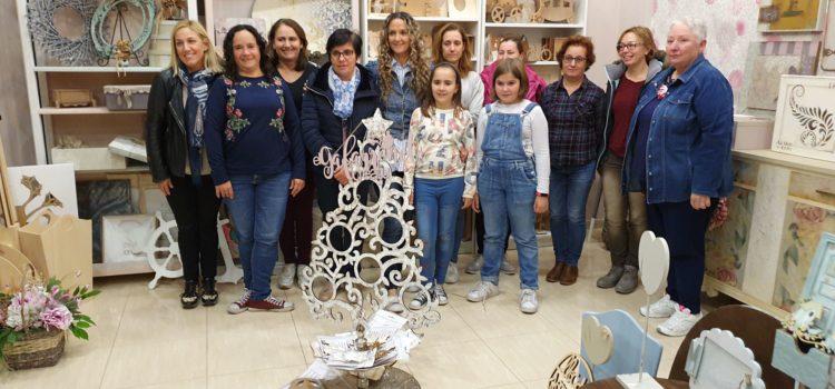 Un solidari arbre de Nadal al rescat d'Afaniad Vinaròs