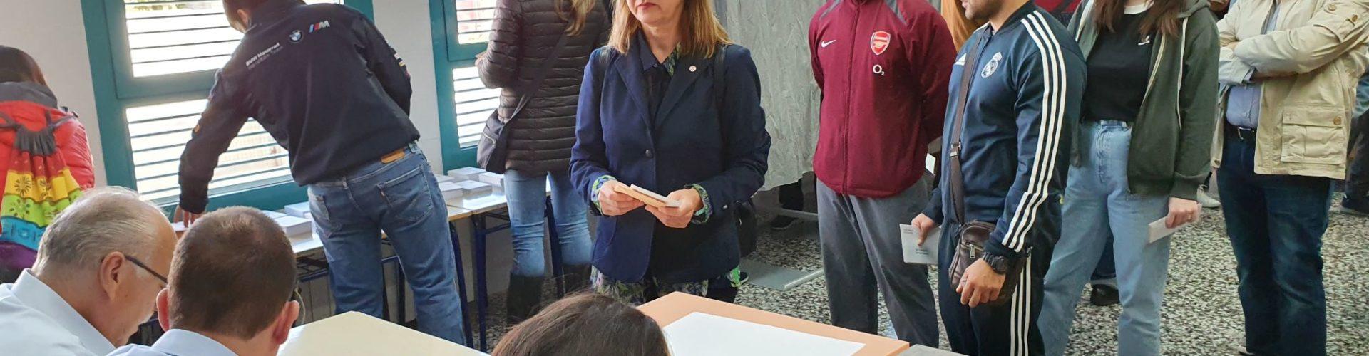 """Carmen Rubio, candidat per Ciutadans, tanca la """"ronda"""" dels candidats de Vinaròs"""