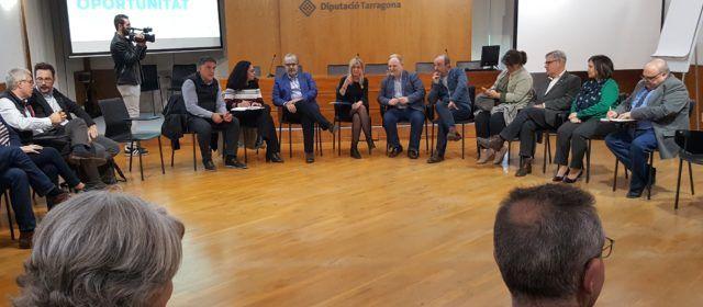 La Diputació de Tarragona elabora el Pla de Mandat 2019-2023 a partir d'un procés de participació amb tots els alcaldes i alcaldesses de la demarcació