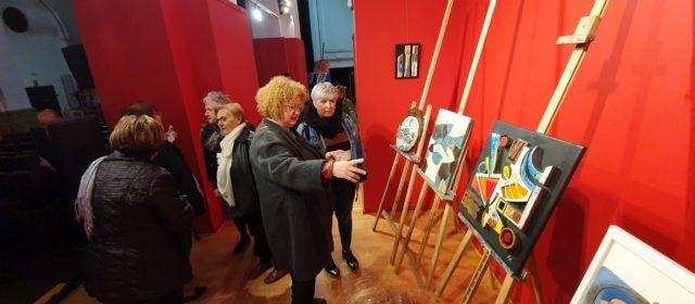 Exposició de ceràmica de l'escola d'art de Vinaròs