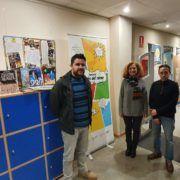 Inaugurada a Vinaròs l'exposició sobre el món del còmic