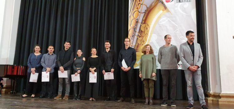 Un dúo de Pontevedra gana el XVIII Concurs Internacional de Música de Cambra de Vinaròs