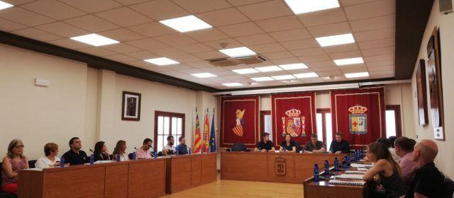 El Ple de Benicarló demana limitar les restriccions a la circulació de camions pesats per la N-340