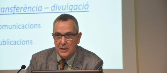 El cirurgià Antoni Rafecas inaugura el curs 2019-2020 al campus Terres de l'Ebre de la URV