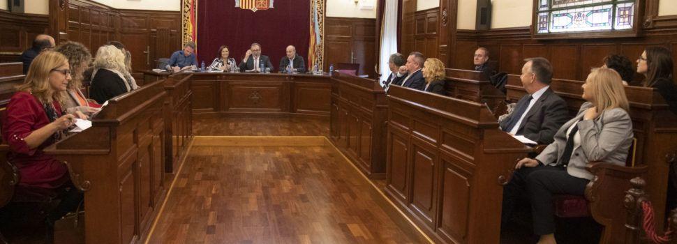 Xaro Miralles, alcaldessa de Benicarló, nova presidenta del Consell Provincial de Governança Participativa