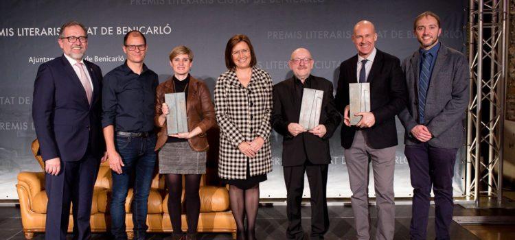 Benicarló es consolida com a referent cultural amb la quarta edició dels Premis Literaris