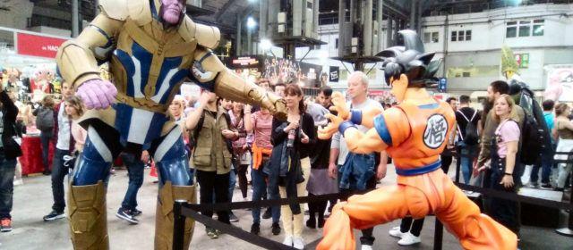 Cosplay Vinaròs triomfa al Manga de Barcelona