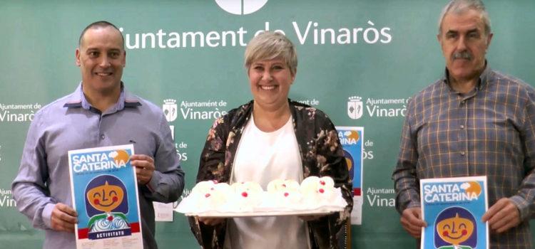 Vinaròs es prepara un any més per a l'emblemàtica festa de Santa Catalina