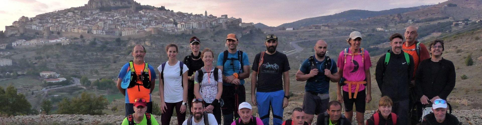 De Benicarló a Morella, a peu en un sol dia (65 quilòmetres)