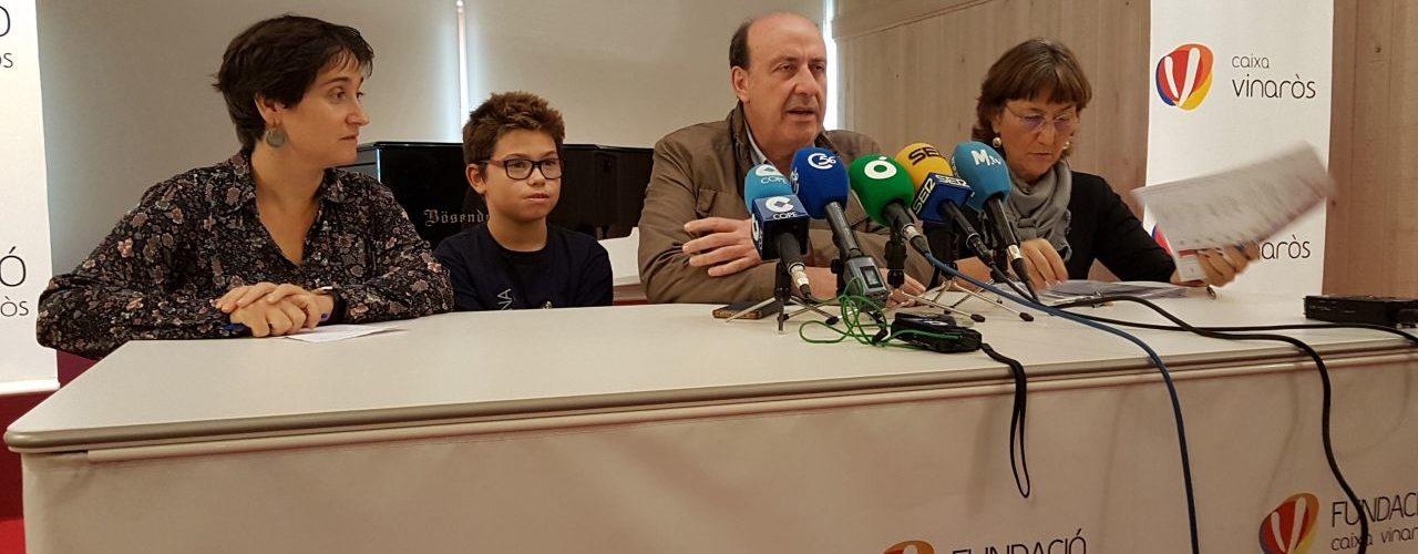 Vinaròs premia el cortometraje 'Congénita' de Polo Menárguez