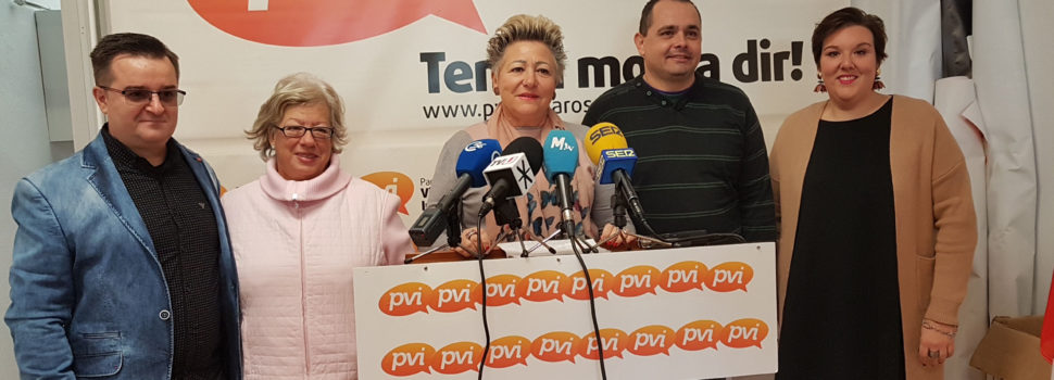 El Partit de Vinaròs Independent renueva su ejecutiva