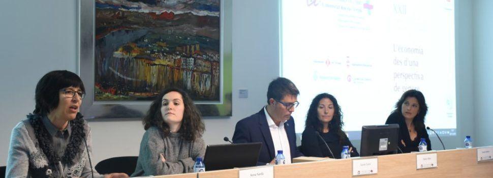 "Antonio Osorio, professor d'Economia de la URV: ""La igualtat de gènere augmentaria el PIB"""