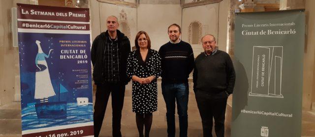 Un palmarés de luxe per a la quarta edició dels Premis Literaris Ciutat de Benicarló