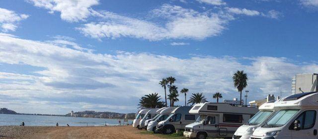 L'Ajuntament de Benicarló controlarà l'estacionament irregular d'autocaravanes