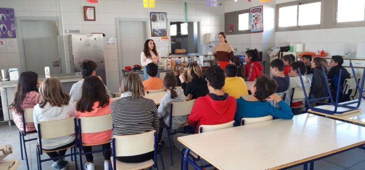 Comença a Vinaròs la campanya de Begudes Saludables per a adolescents