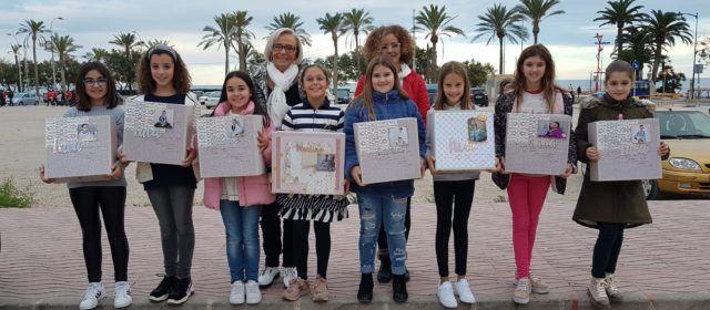 Emotiva trobada final de les dametes 2018 de Vinaròs