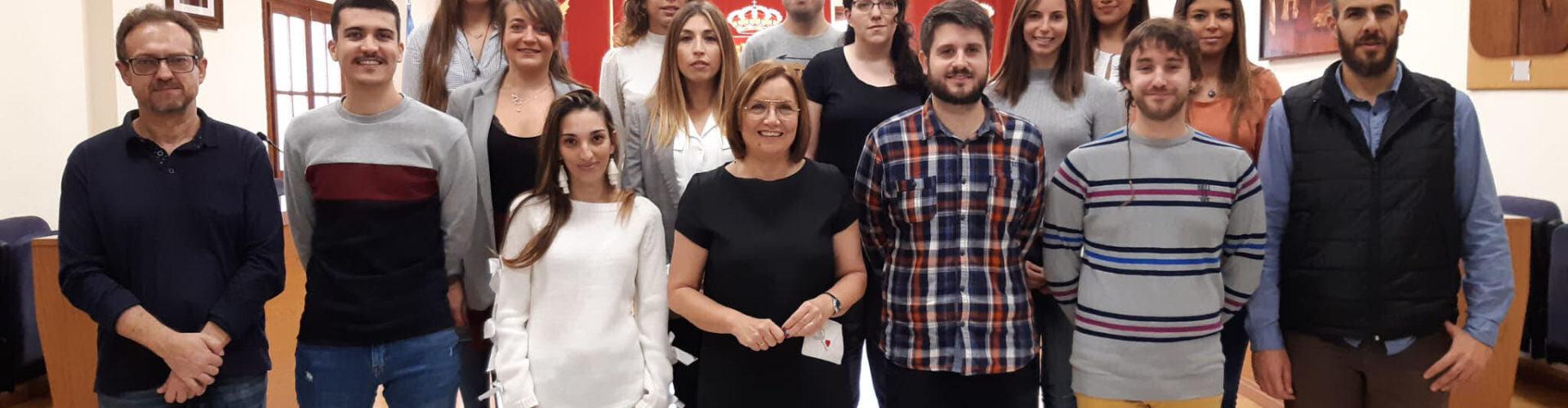 Benicarló contracta 15 joves aturats a través del programa Avalem Joves +
