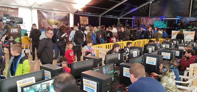 Surge en Vinaròs una web para participar en torneos de juegos
