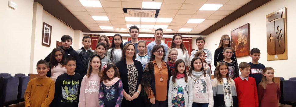 Es presenten els 25 xiquets i xiquetes de Benicarló que integraran el Consell d'Infància i Adolescència