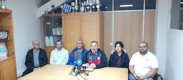 Seis clubs de Vinaròs se quejan del estado del pabellón y piden mejores instalaciones deportivas