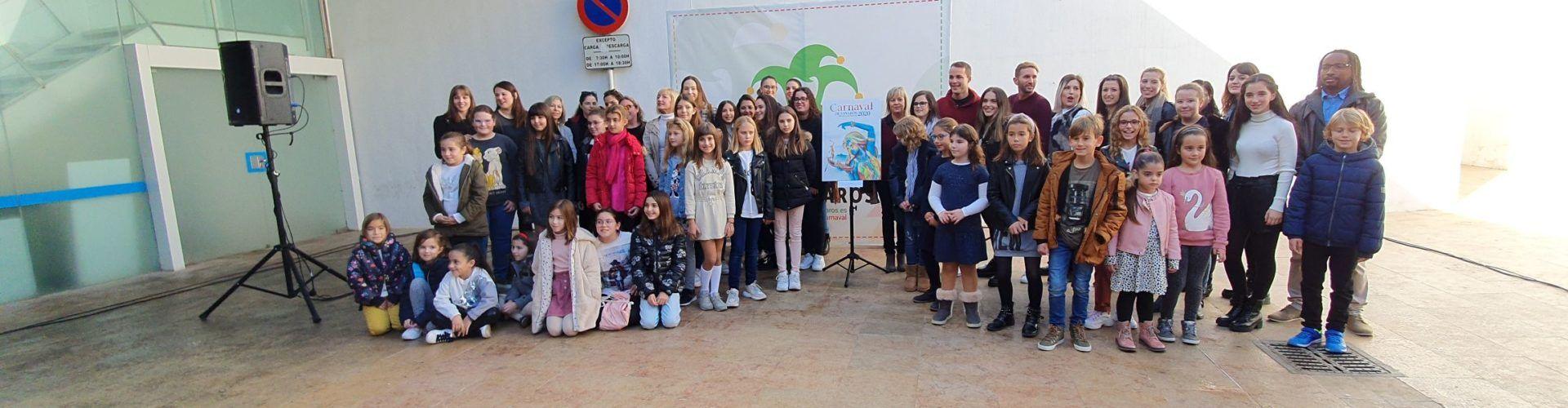 68 obras participantes en el concurso de carteles de Carnaval de Vinaròs