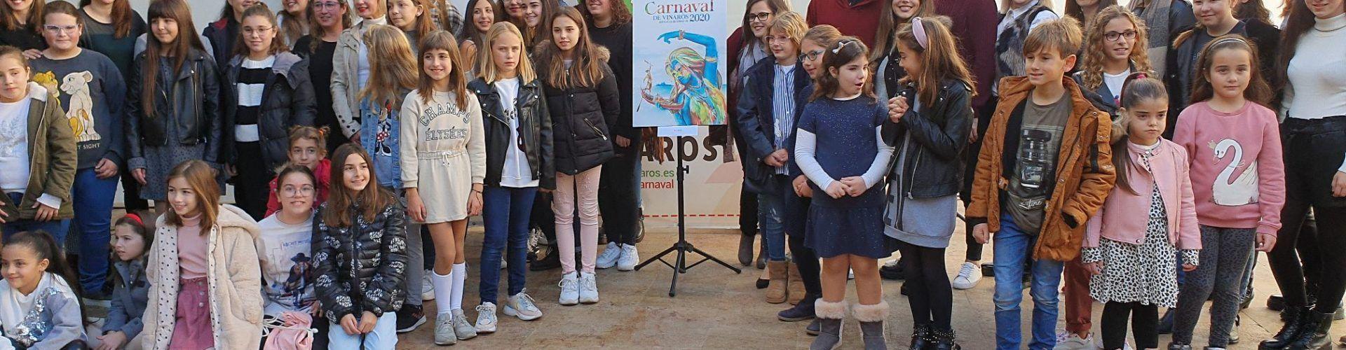 Vinaròs crea un concurso de escaparates de Carnaval para involucrar más al comercio con las fiestas