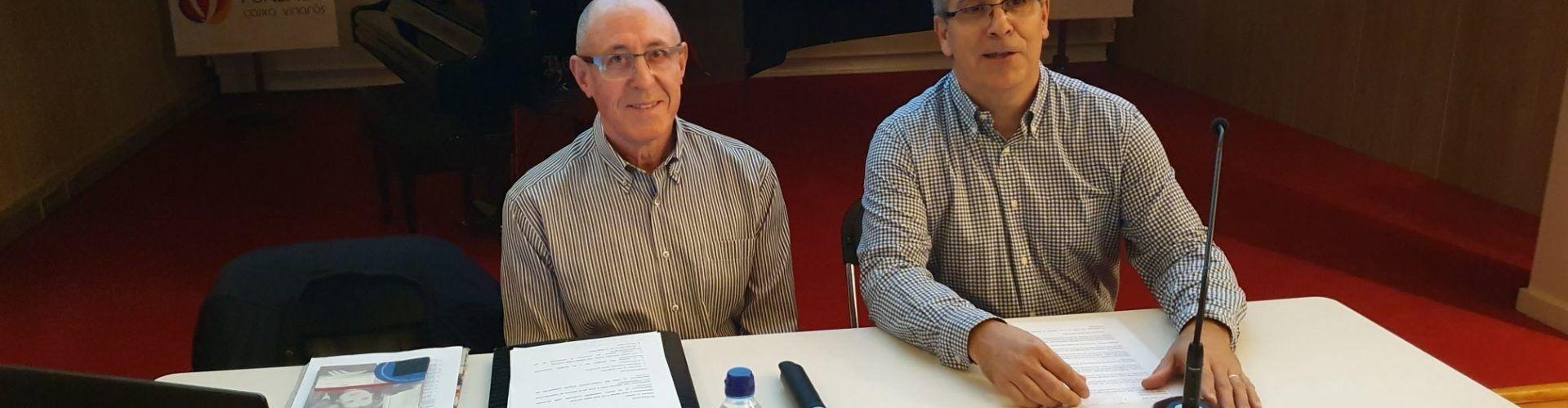 Manuel V. Albiol parlà a Caixa Vinaròs sobre aprendre a llegir i escriure en la nostra llengua