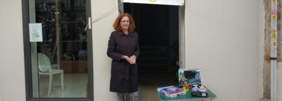 Vinaròs recogió juguetes para las familias sin recursos