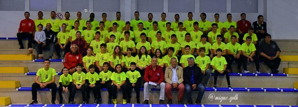 Presentació de tots els equips del Club Balonmano Vinaròs