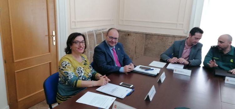 Reunión de coordinación del Plan de Vialidad Invernal de las carreteras comunes de Teruel y Castellón