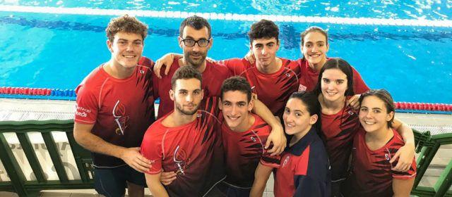 Trofeu Internacional Castalia Castelló amb participació del Club Natació Vinaròs