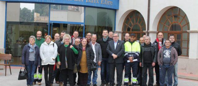 El Consell Comarcal contracta 22 persones per a la Via Verda, la gestió de residus i la conservació d'edificis