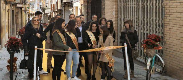 Alcalà inaugura la seua Fira de Nadal