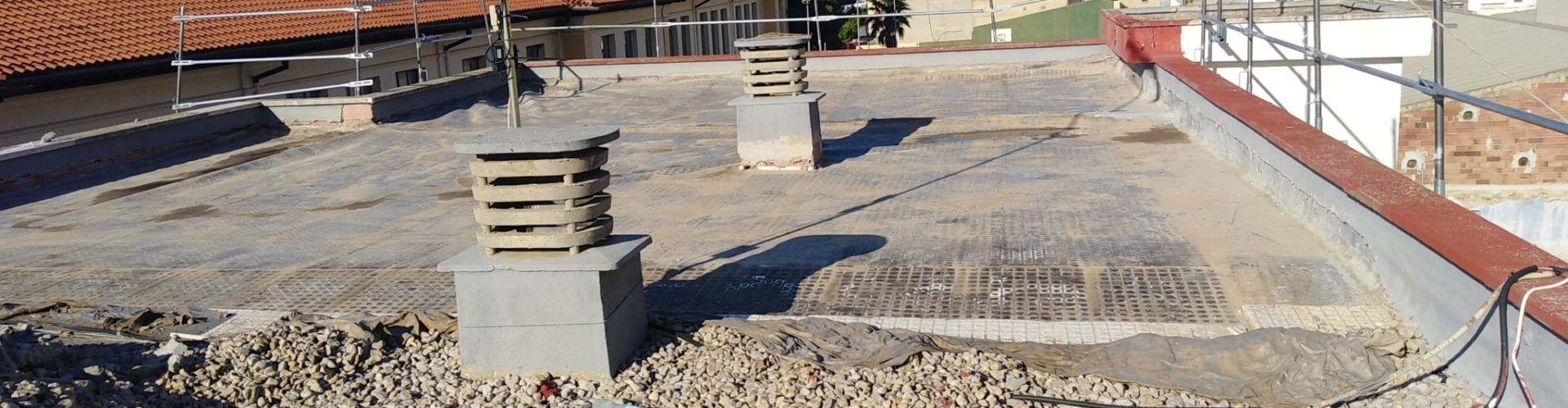 Comencen les obres de millora del CEIP Marqués de Benicarló