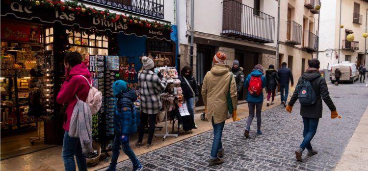 Los destinos de interior de la provincia de Castelló rozan el 90 % de ocupación en el puente