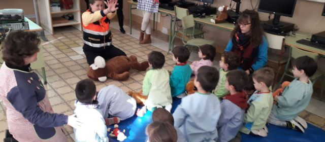 "Reanimació CardioPulmonar al Col·legi Rural ""La Bardissa"" de Rossell"