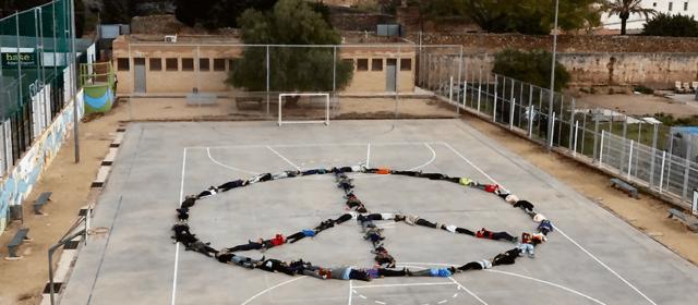 El Dia Escolar de la No-violència i la Pau protagonista dels centres d'educació especial de la Diputacióde Tarragona