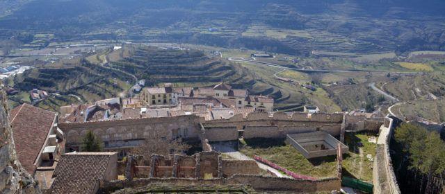 Acaba el termini per a presentar ofertes de les actuacions arqueològiques del futur Parador de Turisme de Morella