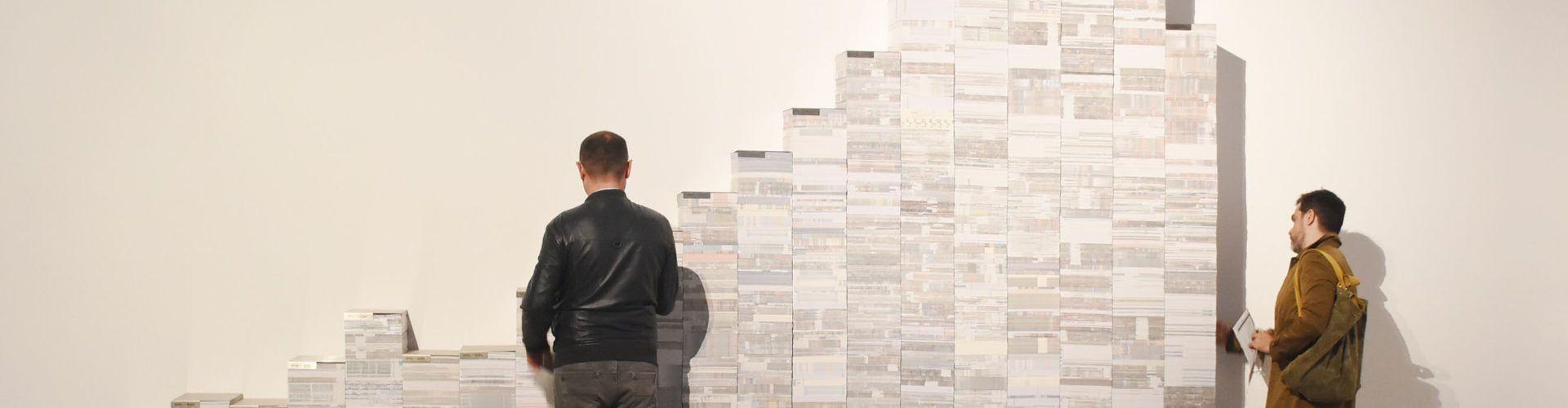 """L'exposició """"Camp de control"""" de Teresa Mulet a Lo Pati clourà aquest diumenge amb més d'un miler de visitants"""