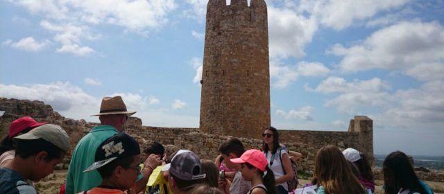Ulldecona supera per tercer any consecutiu les 11.000 visites guiades als seus actius turístics