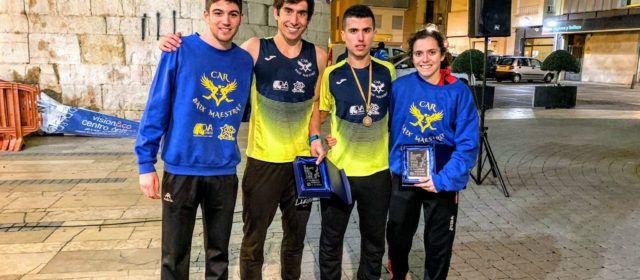 Carla Masip y Guillem Segura vuelven a ganar la San Silvestre de Benicarló, superando a casi 900 corredores