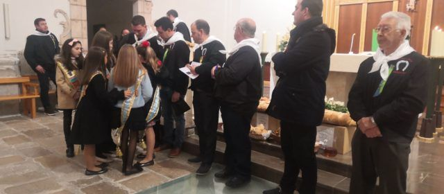 Peñíscola clausura la celebración de Sant Antoni a pesar de la lluvia