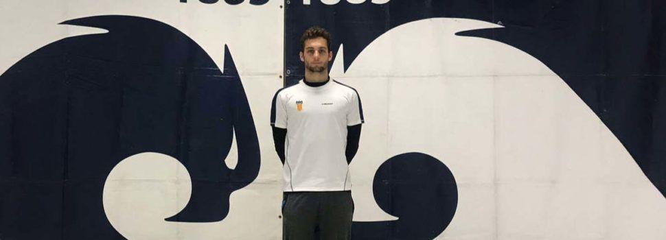 David León Arán, del CN Vinaròs, seleccionat per la FNCV competeix a Ginebra