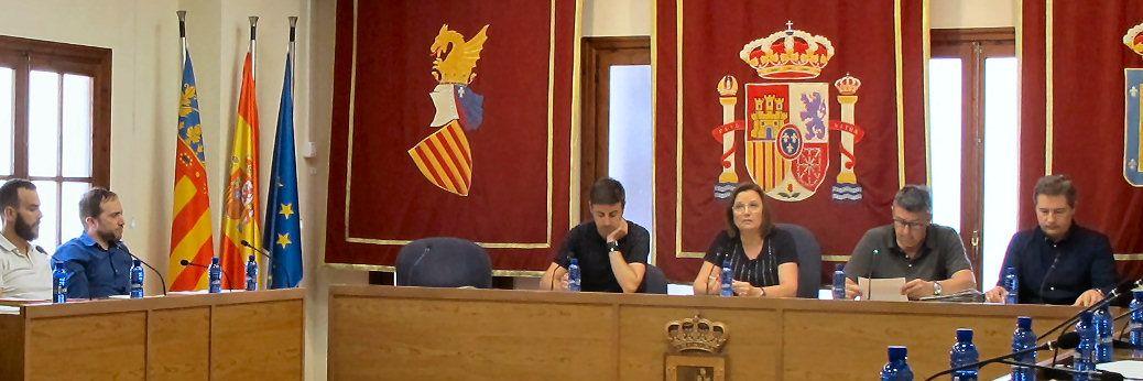 El Ple de Benicarló aprova l'ordenança reguladora de l'administració electrònica