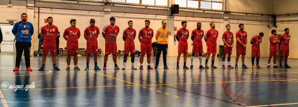 Cap de setmana negatiu per les lesions per al Club Balonmano Vinaròs