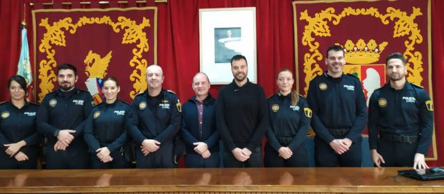 La Policia Local de Vinaròs incorpora sis nous agents