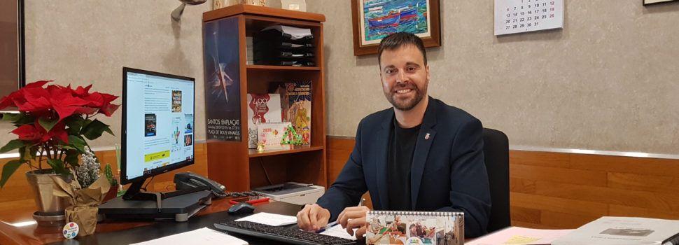 Entrevistem l'alcalde de Vinaròs Guillem Alsina
